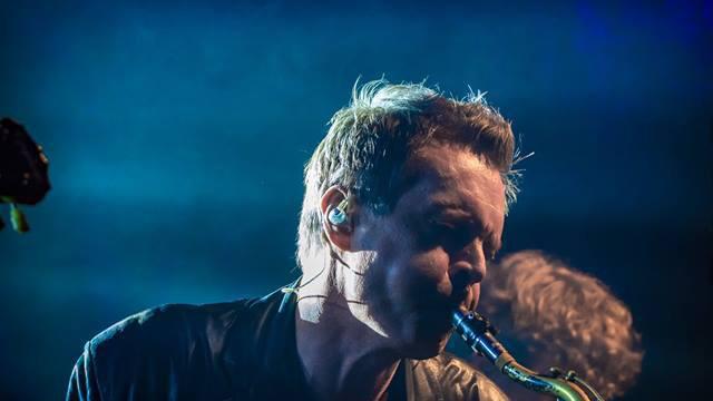 Achim Jankowski: Saxophone, vocals