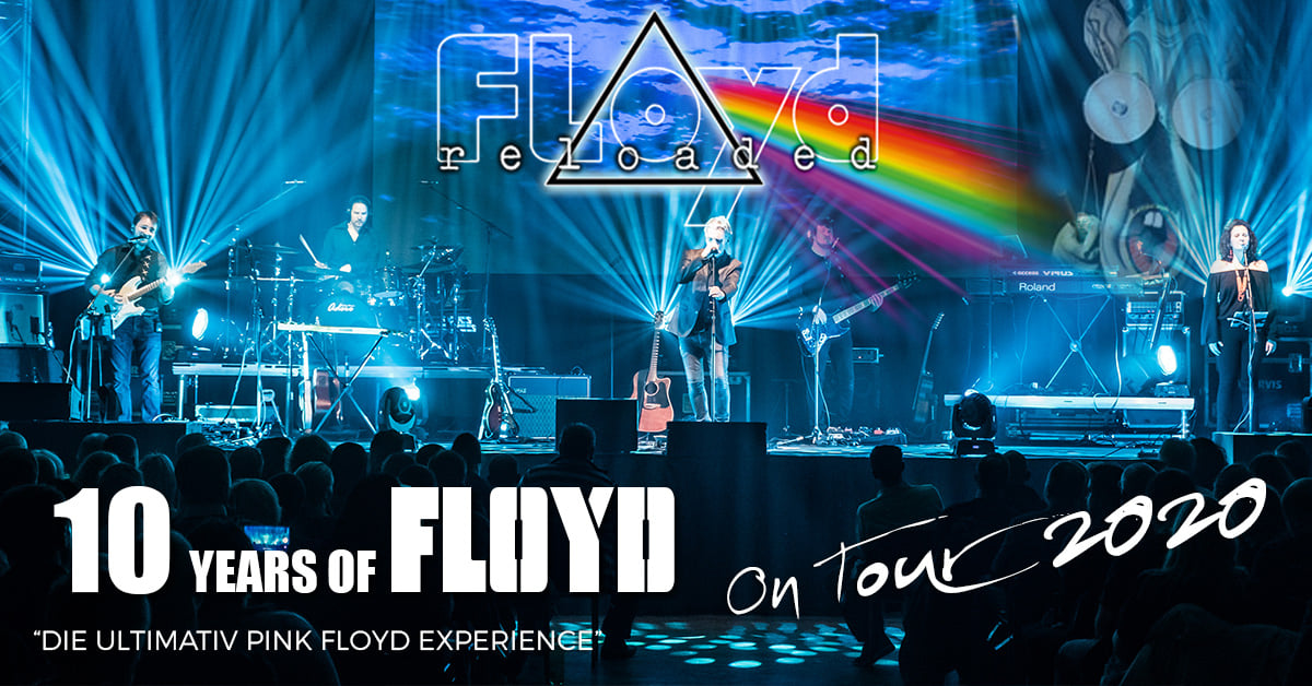 Floyd Reloaded Tourdates
